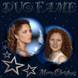 CD Cover - Merry Christmas