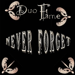 CD Cover - Never forget