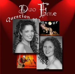 CD Cover - Question of honour